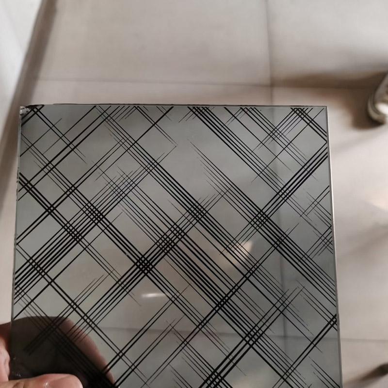 玻璃打印机样品展示